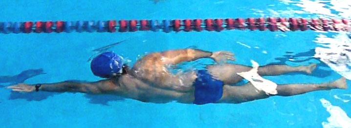 Curso aprender a nadar