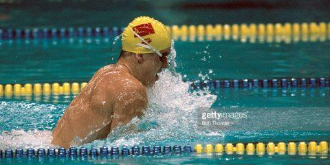 Ritmo en natacion: Dimitri Volkov