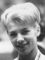 OLY 1964-GYMNASTICS-MANINA-CASLAVSKA-LATYNINA