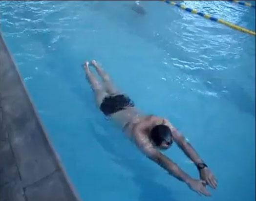 Nadar para bajar de peso